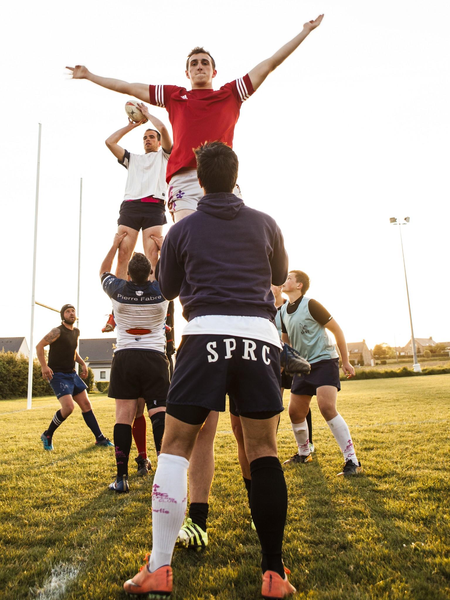 Rugby auf bretonisch